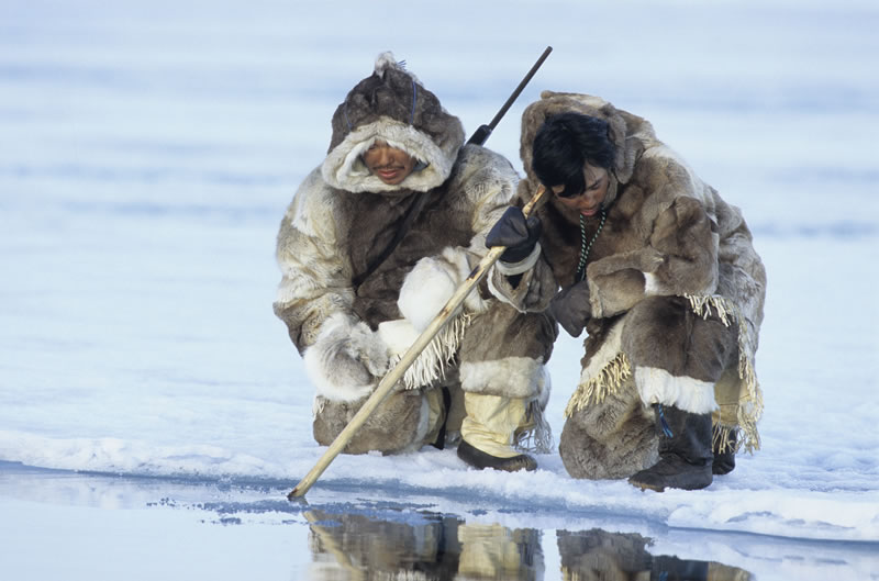 Inuit people